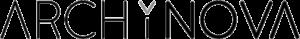 Archy Nova Logo schwarz